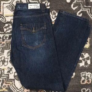 Jimmy Taverniti Denim Jeans Size 33